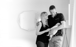 Newborn baby photography in Brentwood and Essex