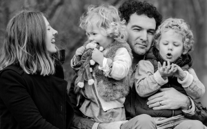 relaxed family and children photography by Kika Mitchell Photography in Essex