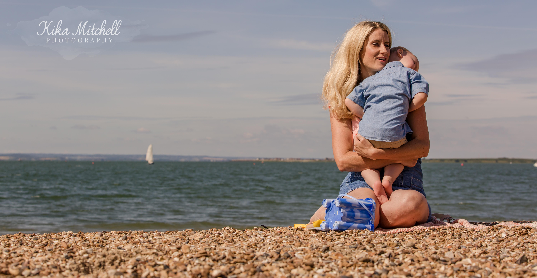 family photography Chalkwell Beach Leigh on sea