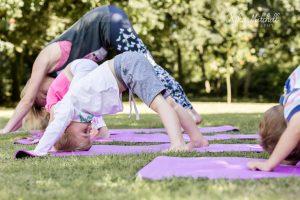 children's yoga studio commercial shoot Chelmsford