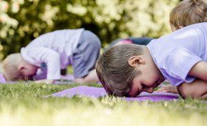 children's yoga Chelmsford Kika Mitchell