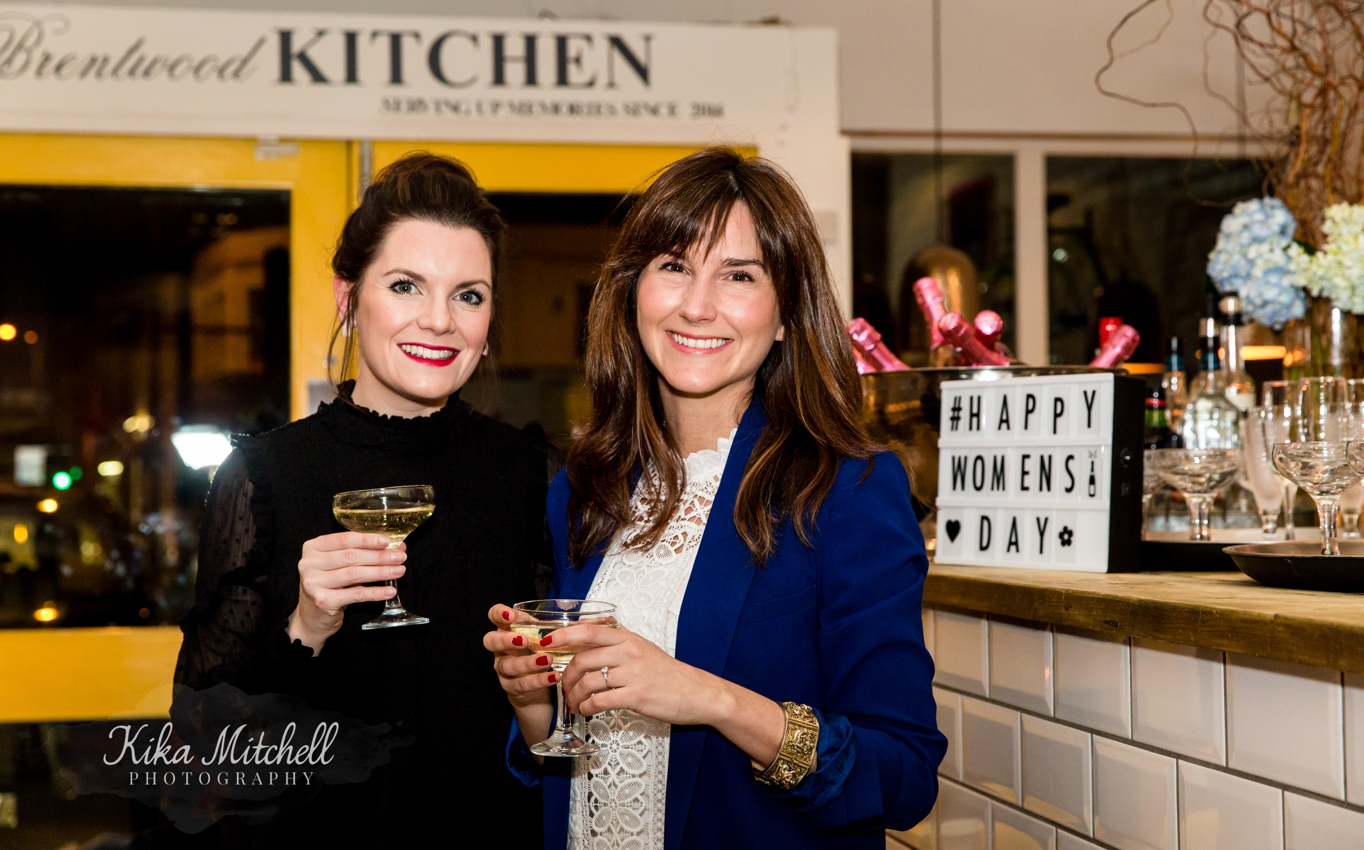 Mother hub founders Natasha and Juliet by Chelmsford photographer Kika Mitchell photography