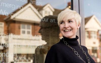 Head shots by Chelmsford photographer Kika Mitchell Photography
