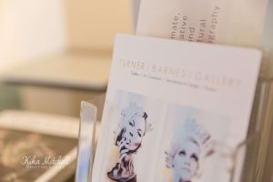 Turner Barnes Art Gallery Business photography by Chelmsford photographer Kika Mitchell
