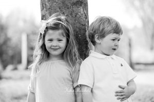 Black and White children's portraits by Kika Mitchell photography