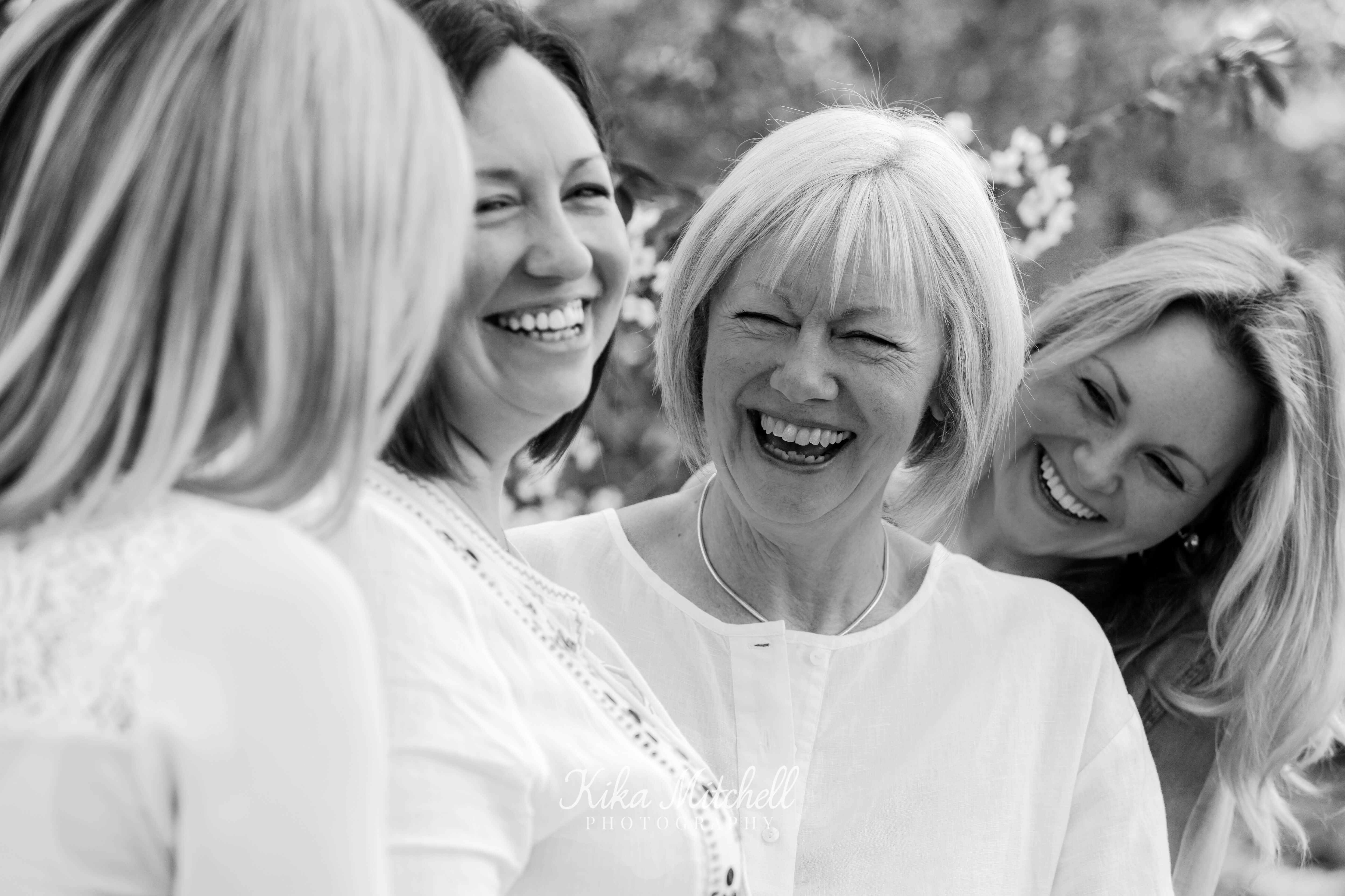 Spring photoshoot of 3 generations by Kika Mitchell Photography Chelmsford family Photographer
