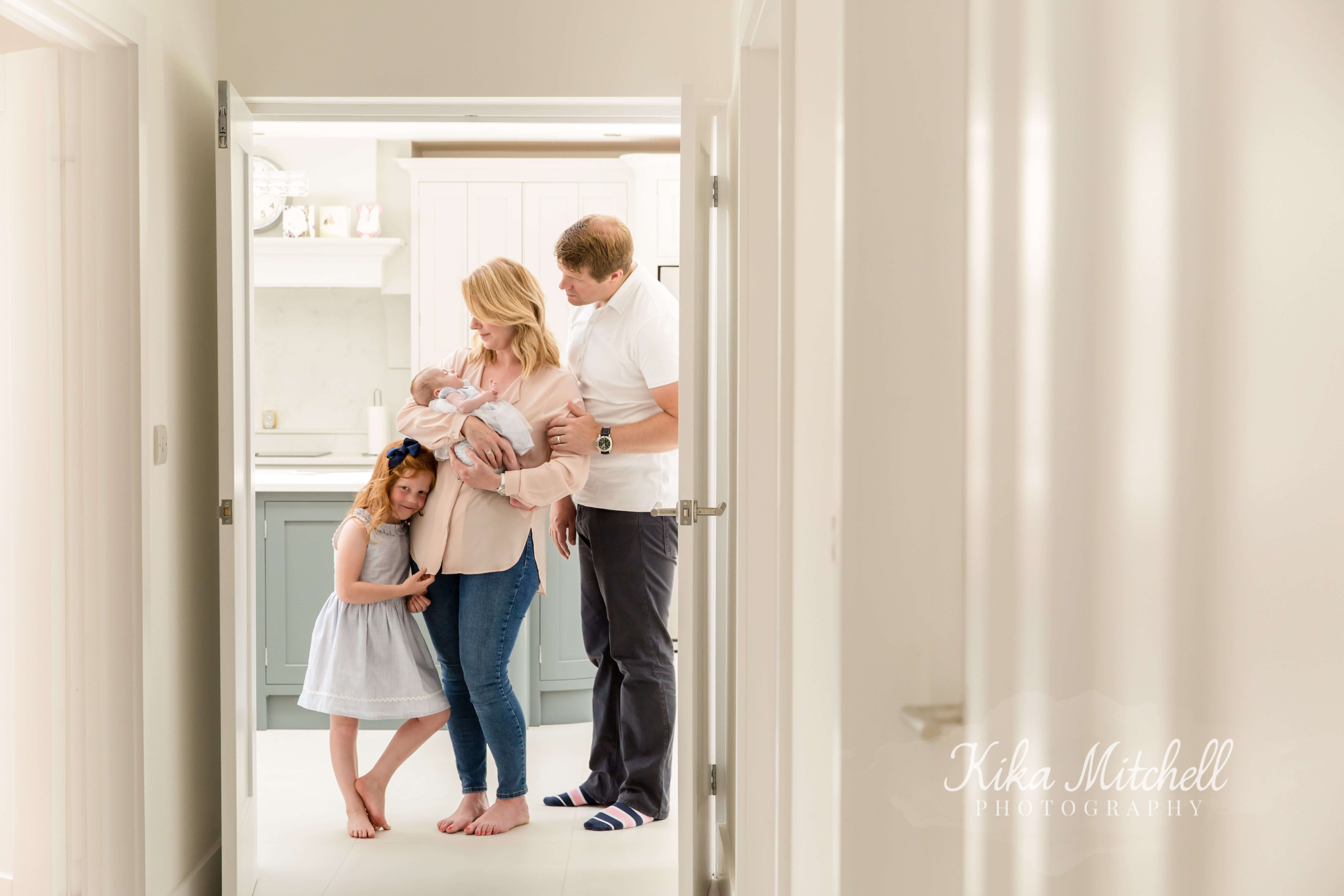 relaxed family lifestyle photography by Kika Mitchell Chelmsford