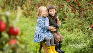 Apple Orchard Autumn Mini sessions by Chelmsford photographer Kika mitchell photography
