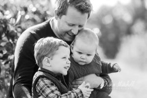 father and sons by kika mitchell photography on autumn mini sessions
