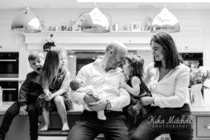 Family and newborn shoot Chelmsford photographer