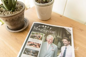 Chelmsford photographer Kika Mitchell Photography published in Jimmy's Farm Magazine October 2017