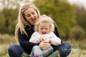mother and daughter captured by Chelmsford family photographer Kika Mitchell Photography