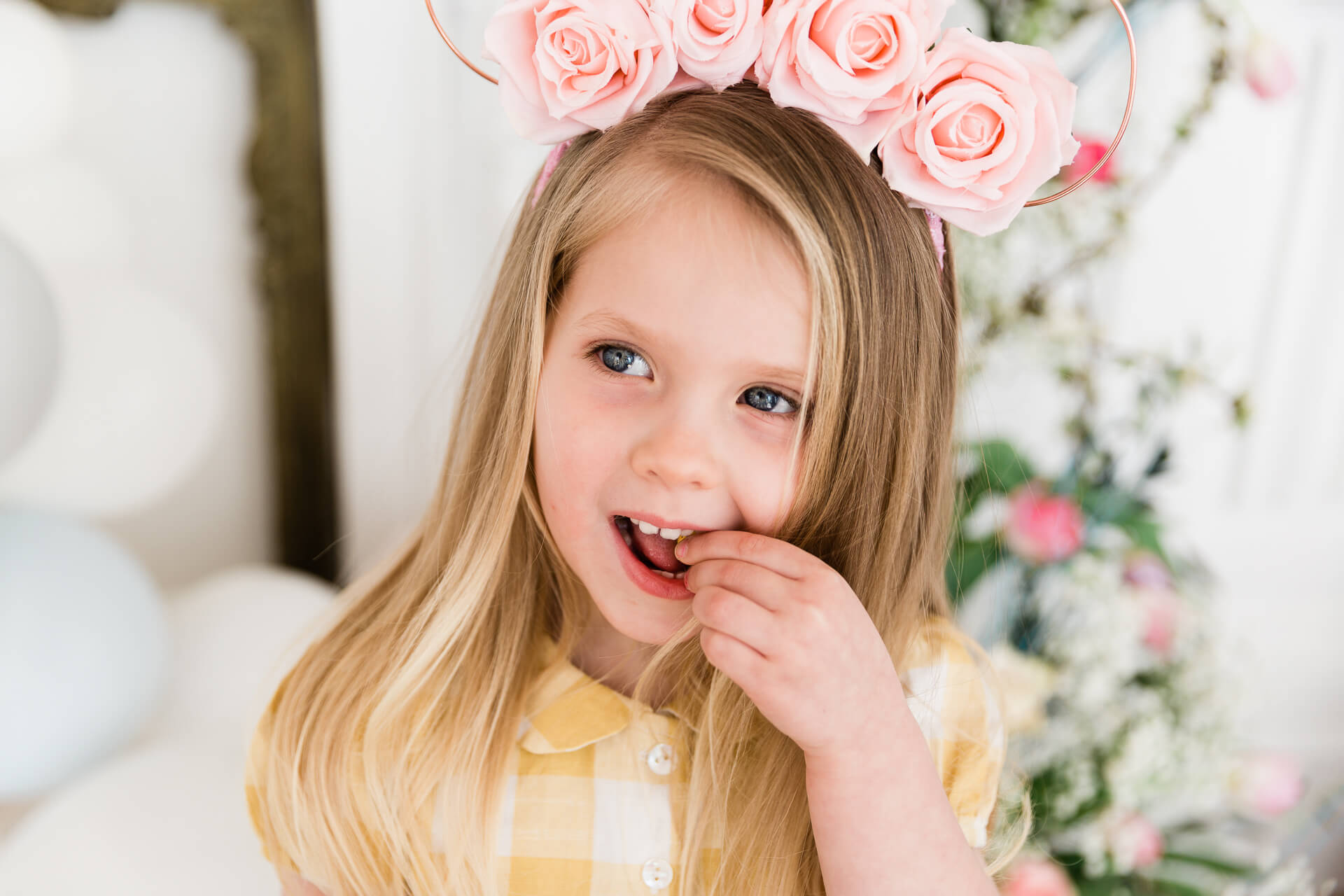 My style of Easter shoot by unique visionary photographer in Chelmsford Kika MItchell Photography