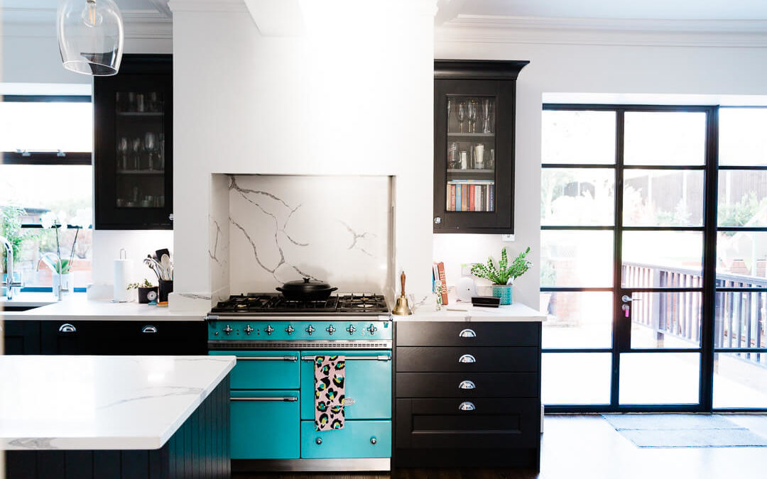 Our dream kitchen