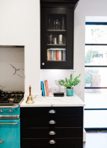 corner of the kitchen in our dream kitchen blog photographed by Chelmsford photographer Kika Mitchell Photography