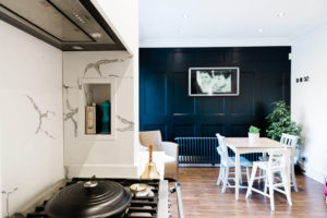 my fave end of our dream kitchen featured in Chelmsford photographer's latest blog