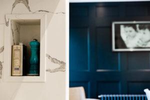 little nook in Chelmsford photographer's dream kitchen featured in Our dream kitchen blog