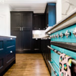 close up of oven in Kika Mitchell Photography's blog Our dream kitchen