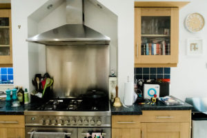 oven shot before kitchen renovation for dream kitchen blog by Chelmsford photographer