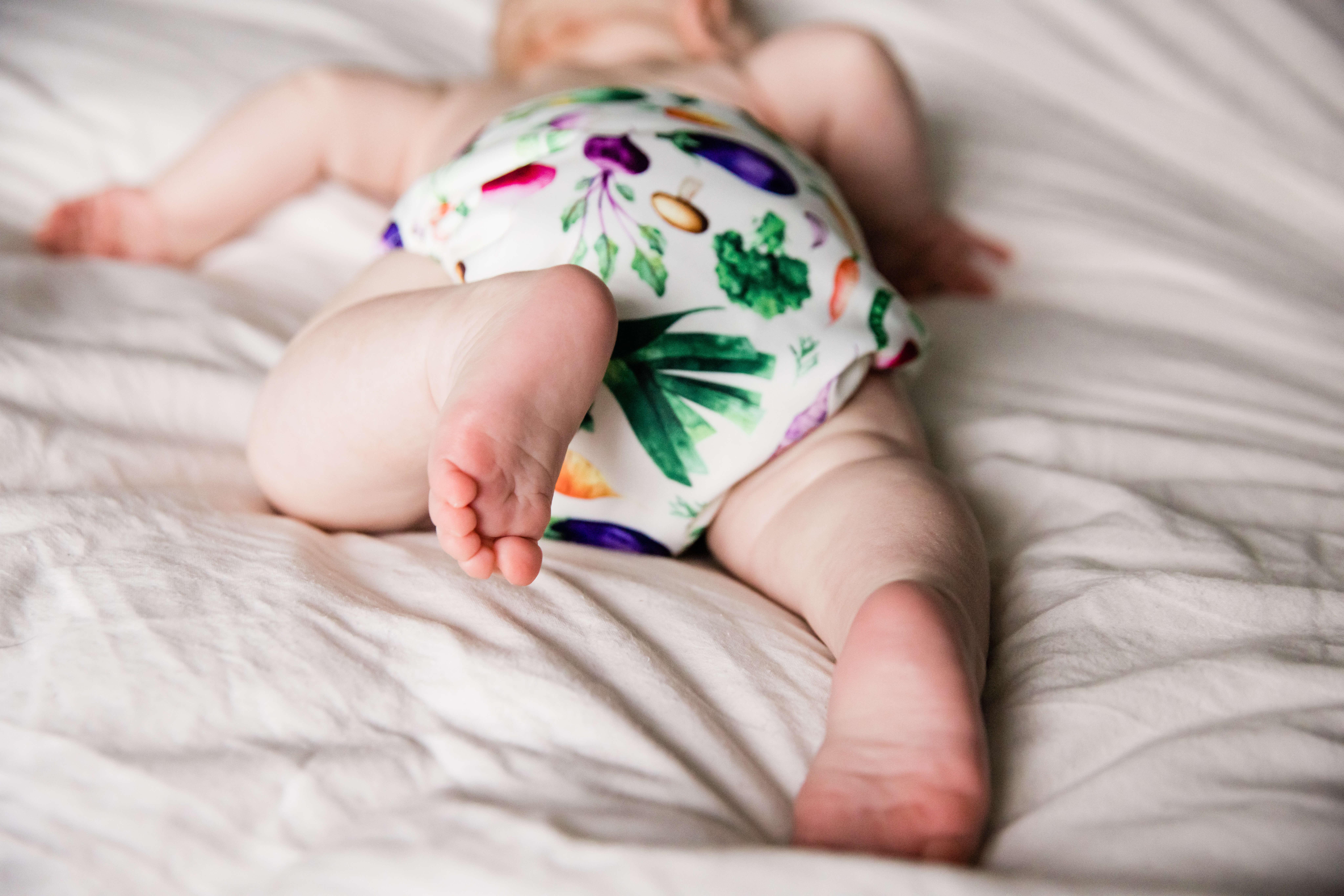 lockdown baby chubby legs kicking by Chelmsford photographer Kika Mitchell Photography