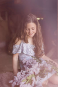 textural image of long haired girl by Chelmsford photographer Kika Mitchell photography