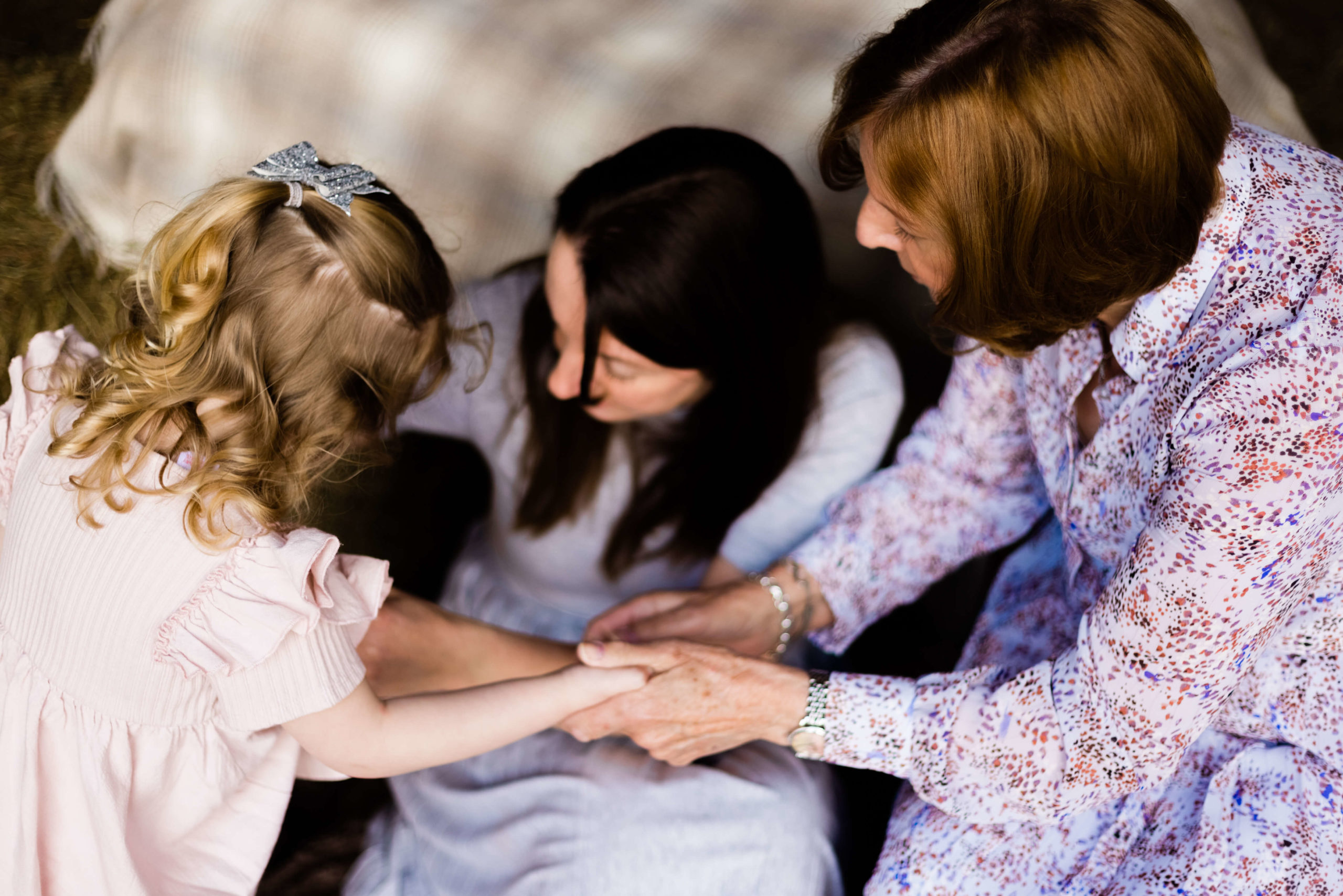 hands of 3 generations of one family captured by Chelmsford photographer Kika Mitchell Photography